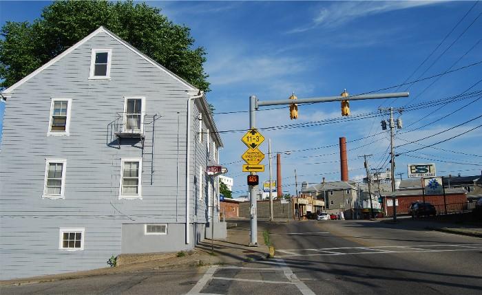 Central Street Central Falls Rhode Island